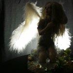Утро Ангела. Авторская кукла ручной работы