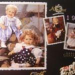Каталог кукол ZAPF 1993г, ч1