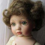 Фарфоровое чудо - кукла от Siu Ling Wang