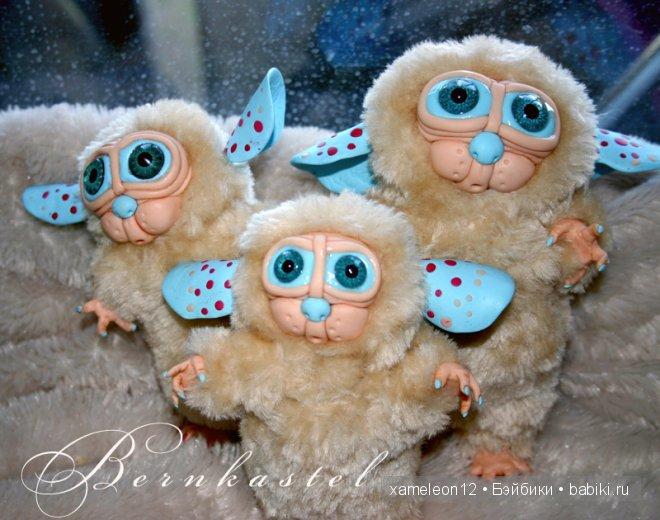 Интервью с автором игрушек Екатериной Герасименко (BernkasteL)