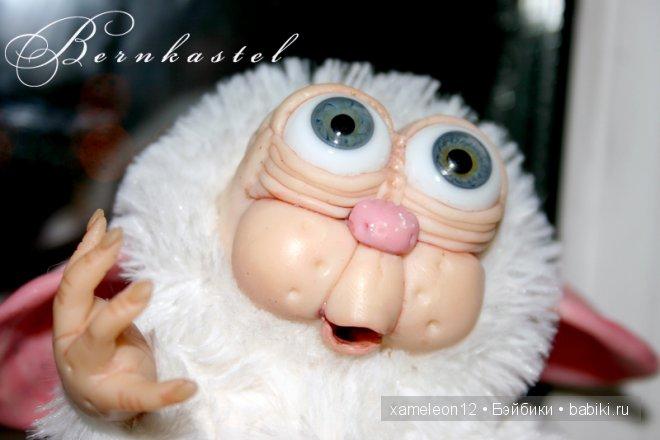 Интервью с автором, игрушка Суселка, Екатериной Герасименко (BernkasteL)