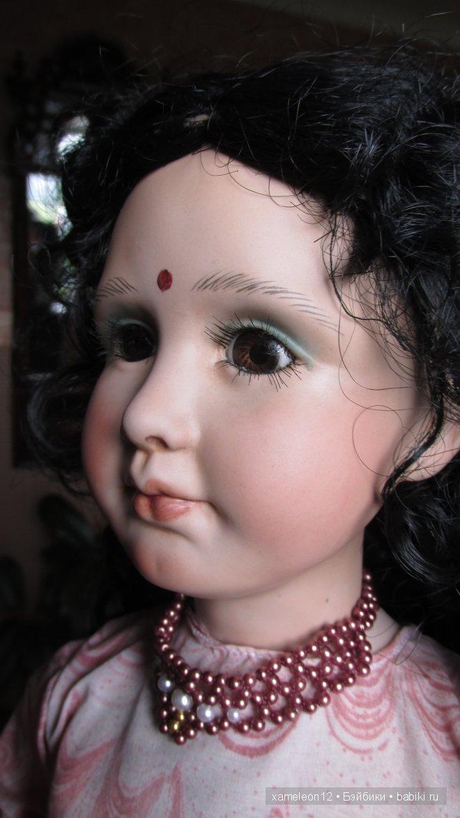 ООАК индианка от Jane Zidjunas