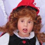 Очаровательная Красная шапочка от автора Julie Fischer для Richard Simmons