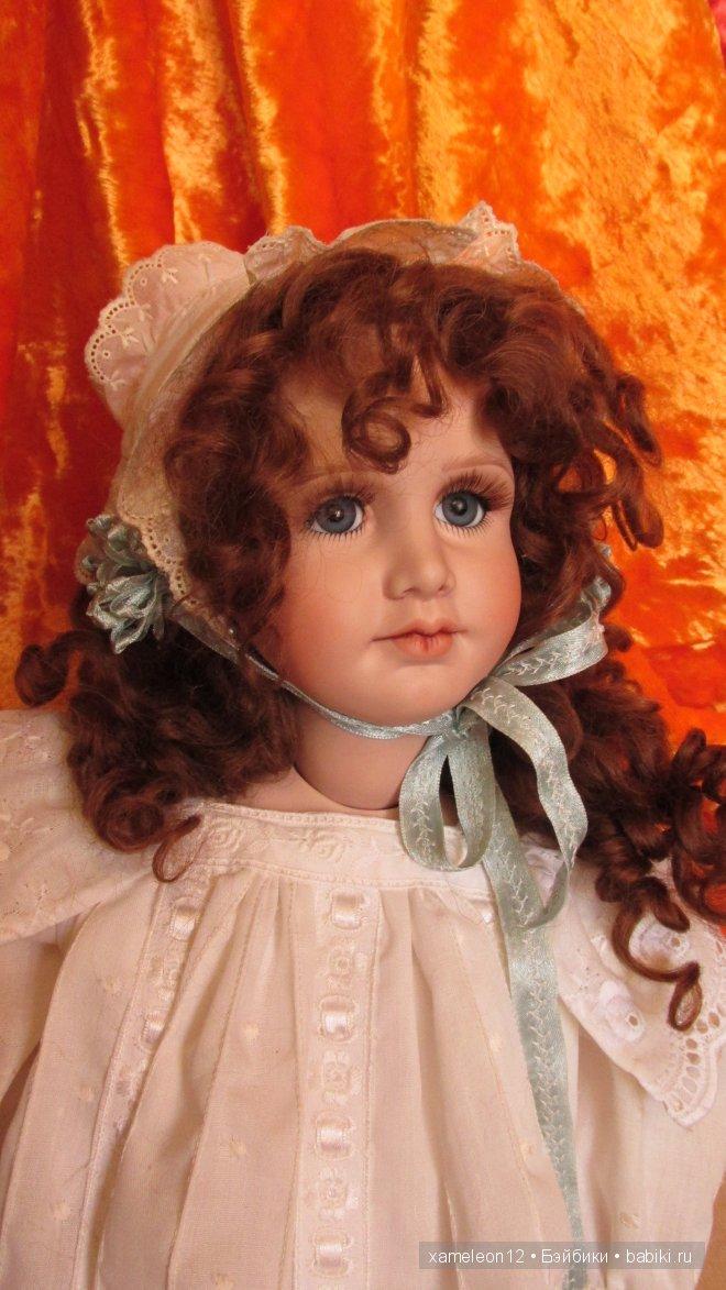 коллекционная кукла Jane Zidjunas
