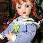 Рыжая морячка Mandy от Jan McLean