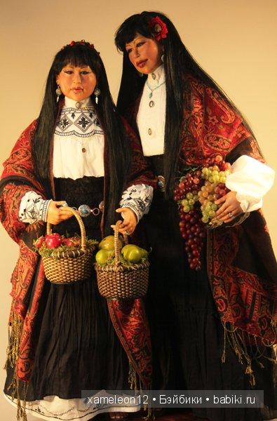 куклы и скульптуры Misha Malpica dolls