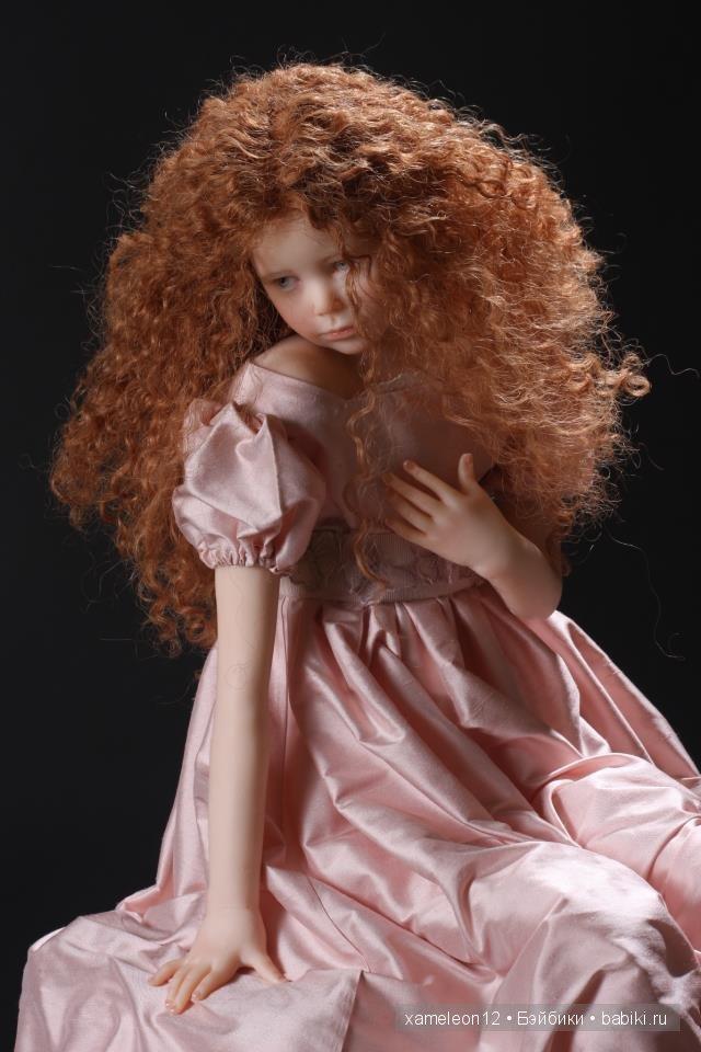 пышные цветки куклы лауры скаттолини фото вот