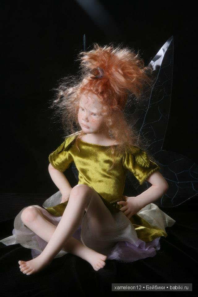 куклы-детки от Laura Scattolini