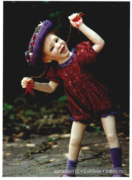 Авторские куклы Shirley Catherine Anderson dolls