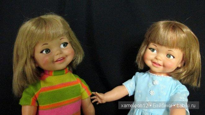 Винтажные куколки Giggles