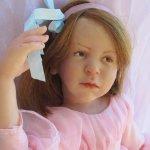 Розовый зефирчик от Joan Blackwood