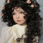 Прекрасная Eve, фарфоровая кукла от Marilyn Bolden