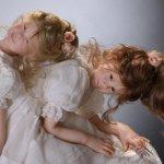 Новые куклы от Laura Scattolini