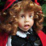 Удивительный ребенок - Красная шапочка от Julie Fischer