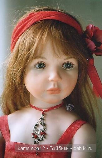 авторские куклы Roelie Broeksma-Müller