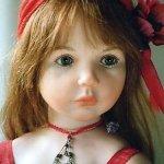 Чудесные авторские куклы Roelie Broeksma-Müller