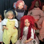 Продолжаем знакомство с куклами от Martha Pineiro