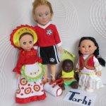 Куклы фабрика Весна