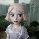 Фарфоровая девочка Оз