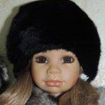 В Сибири суровые зимы. Или как мы шапки примеряли