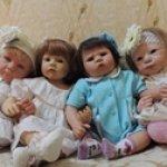 Мои самые маленькие. Коллекция кукол