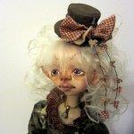 Первая авторская куколка сделанная мной. Корнелия