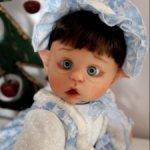 Продаю куколку реборн  молд Офелия от Ольги Ауэр