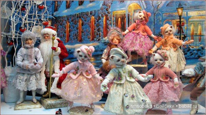 Искусство куклы 2015, в Гостином дворе. Что привлекло моё внимание. Фото