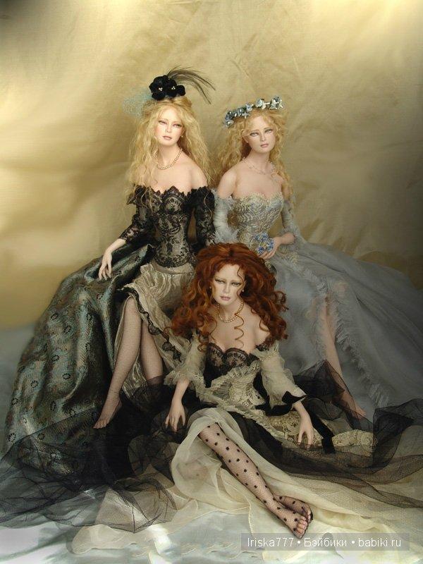 Авторские куклы Tom Francirek и Andre Oliveira