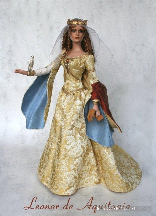 Авторские куклы Шэрил Кроуфорд (Charil Crawfard)