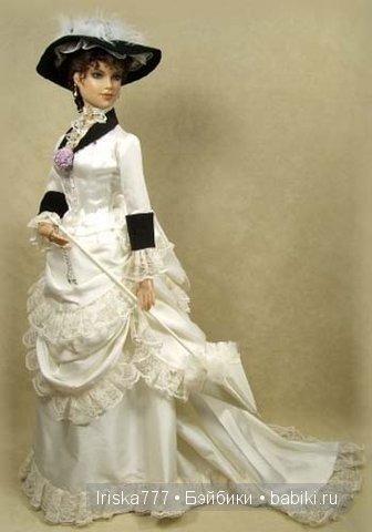 Авторские куклы Шэрил Кроуфорд (Charil Crawfard dolls)