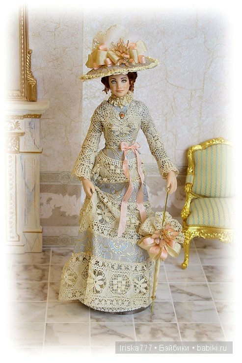 Авторские куклы Elisa Fenoglio