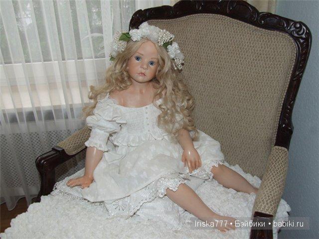 Каталог фарфоровых кукол Hildegard Gunzel, 1994-2000