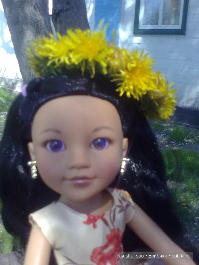 Кукла Типи