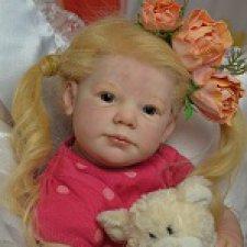 Камилла. Кукла реборн Елены Померанцевой