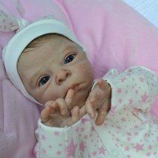 Малышка реборн Сэмми
