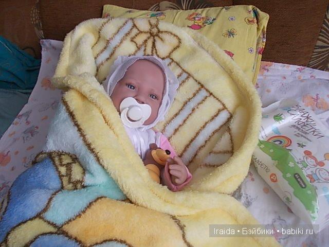 куклы Антонио Хуан