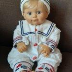 Коллекционная кукла Max Zapf   Rolanda Heimer.Цена ниже!!!