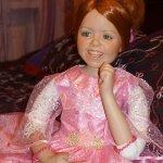 РОЗИ, урожденная Сиерра, златовласая красавица от Pamela Erff!