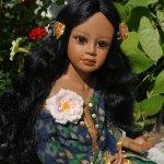 БУДУР – восточная принцесса от Дэви Саптано