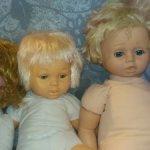 лот игровых кукол