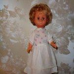 Куколка ГДР в родном платье