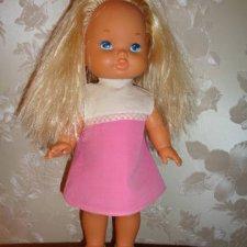 Куколка Мателл рисованные глазки( есть клеймо)