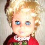 Куколка ГДР в национальном наряде , полный комплект