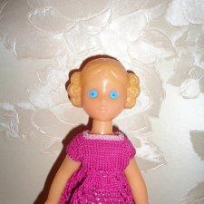 Для любителей рельефных кукол , кукла Лизонька