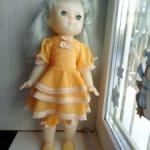 Кукла Мальвина Саратовской фабрики игрушек
