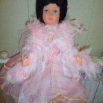 Итальянская ярморочная кукла