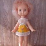 Кукла Ульяна , фабрика Аским.