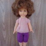 Кукла СССР Анжела , фабрика Аским