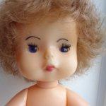 Кукла СССР , имени и производителя не знаю.
